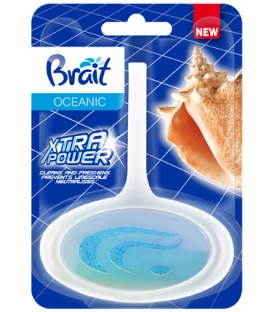 WC muilas įdėkle BRAIT Oceanic 40 g