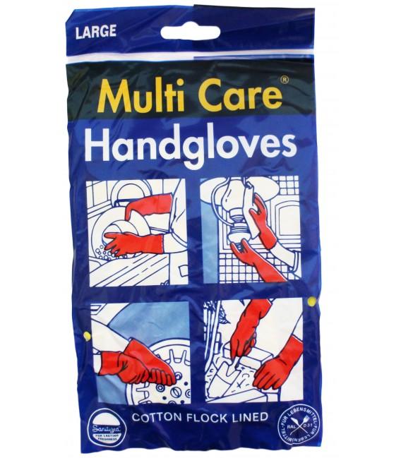 Guminės pirštinės Multi Care