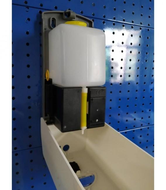 Automatinis skysčių dozatorius rankų muilui  400 ml